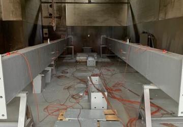 Odaş Termik Santrali İçin Yapılan Platform