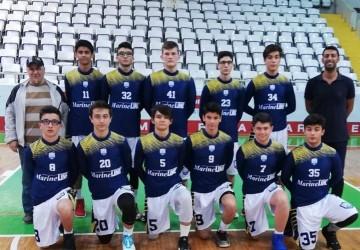İzmit İhtisas Basketbol U 16 A Grubu